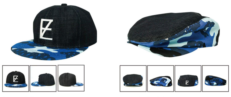 吉祥迷彩 帽子
