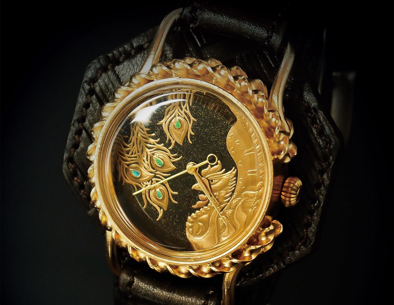 達磨のバカ高い手作り腕時計がなぜ高いのか聞いてみた!