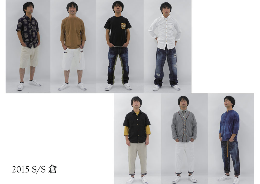 2015SS倉コ-ディ