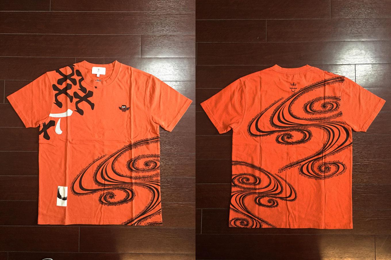 MilkyWay(天の川)和柄Tシャツ