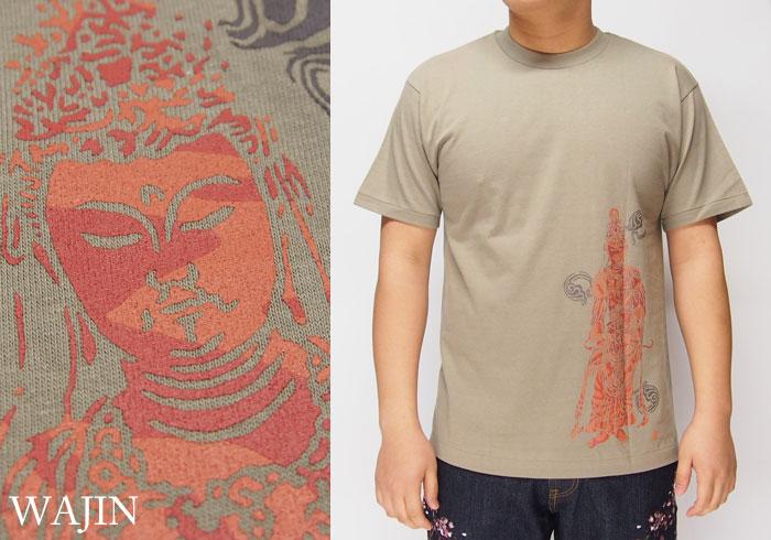 倭人(わじん)の和柄Tシャツはプリントオンリー!しかも純日本製