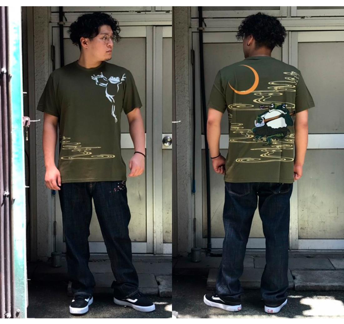 参丸一Tシャツ!